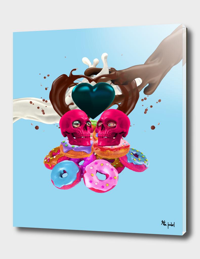 Love Is Like Donuts
