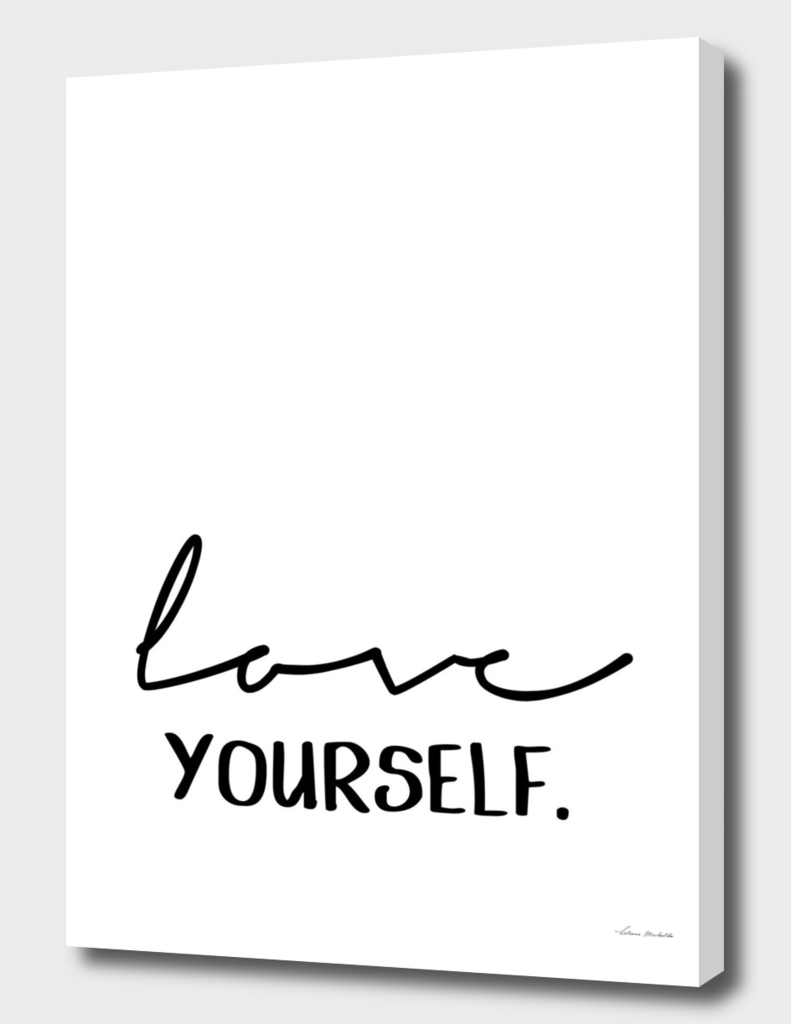 Love Yourself White Edition