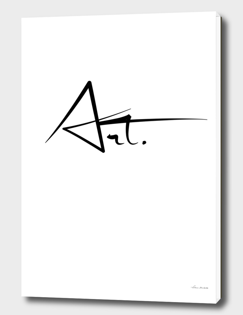 Art White Edition