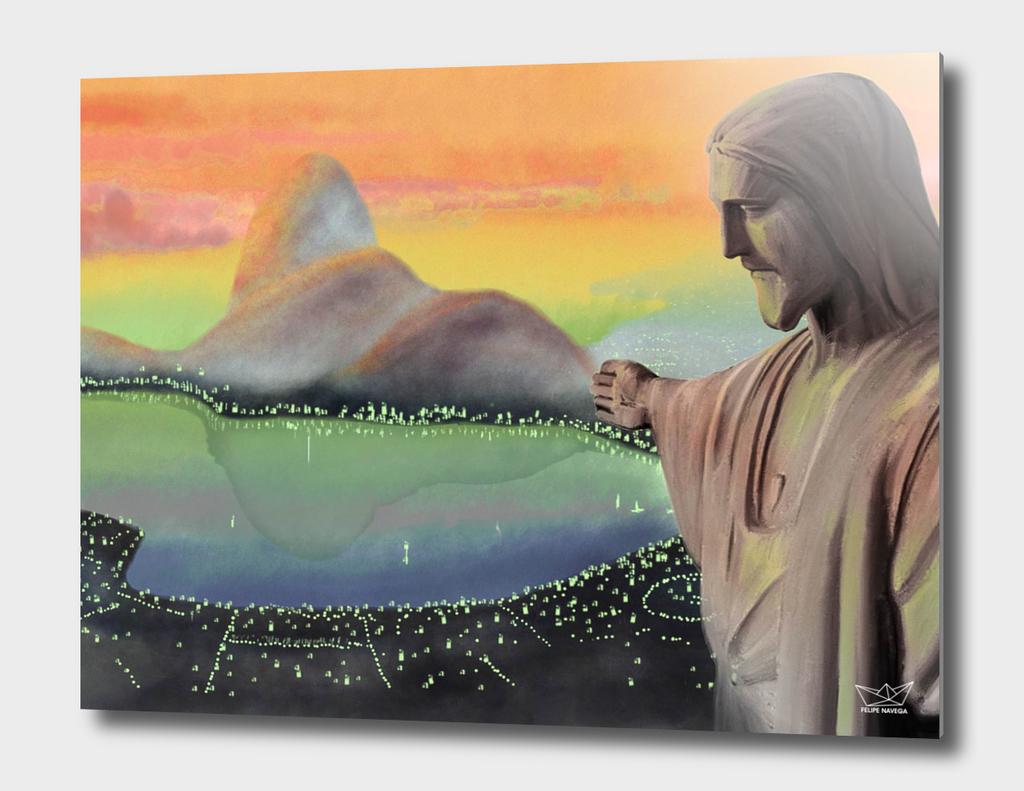 Rio Watercolors - Guanabara
