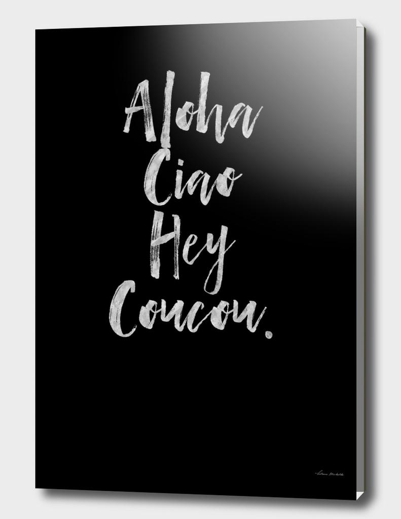 Aloha Black Edition