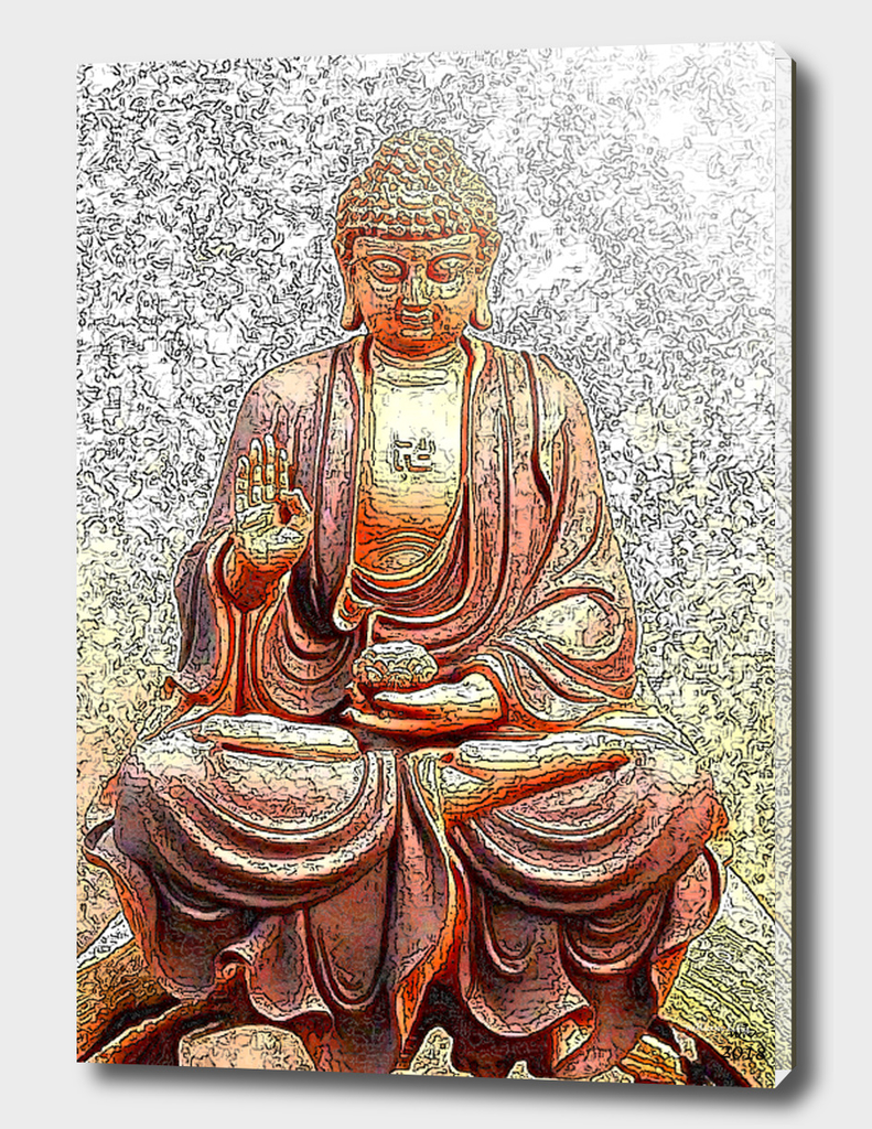 Looking For Buddha 34