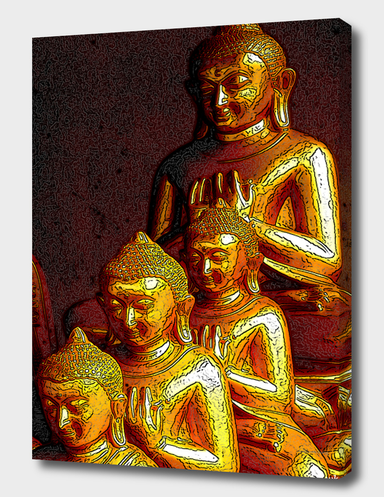 Looking For Buddha 38