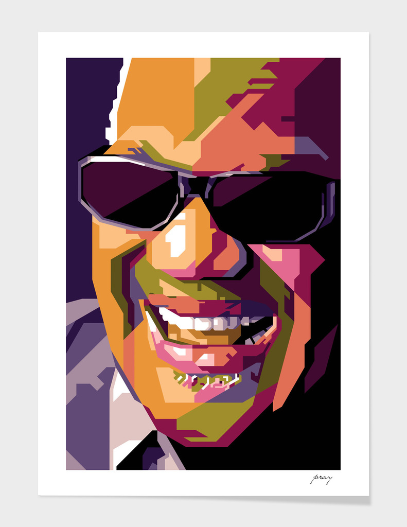Ray Charles in WPAP
