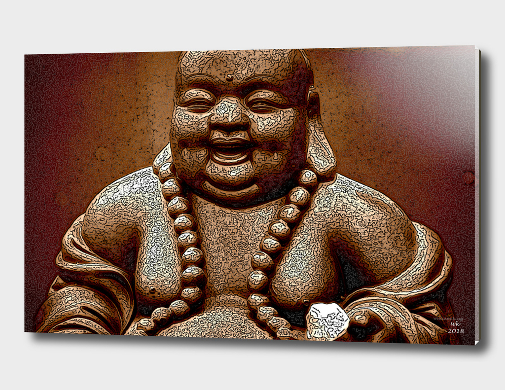 Looking For Buddha 48d
