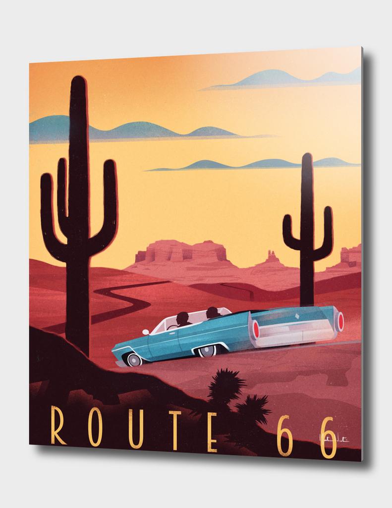 Route 66 Vintage Travel
