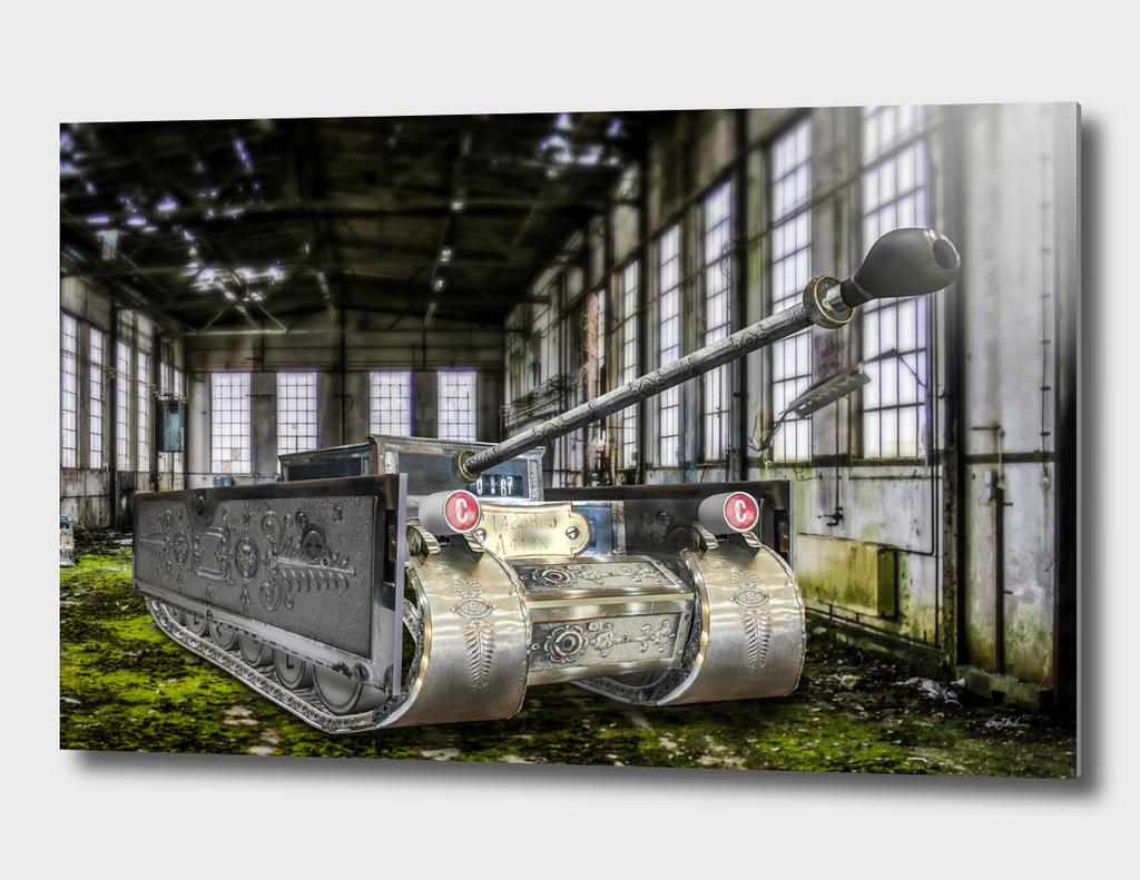 CHA-CHING Tank