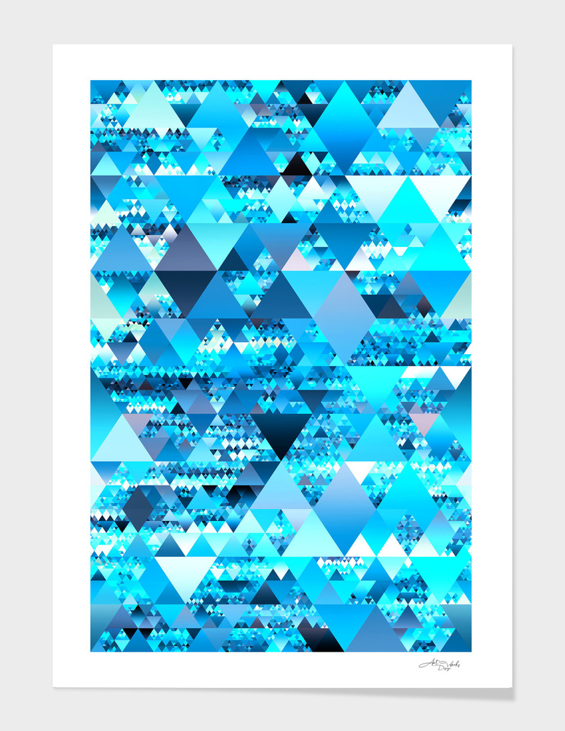 Fractal Pixels XIII / EE