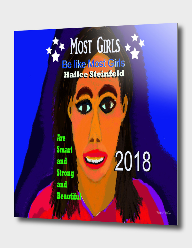 Most-Girls 2018
