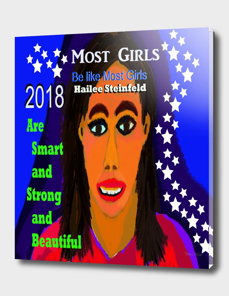 Most-Girls Smart Stars