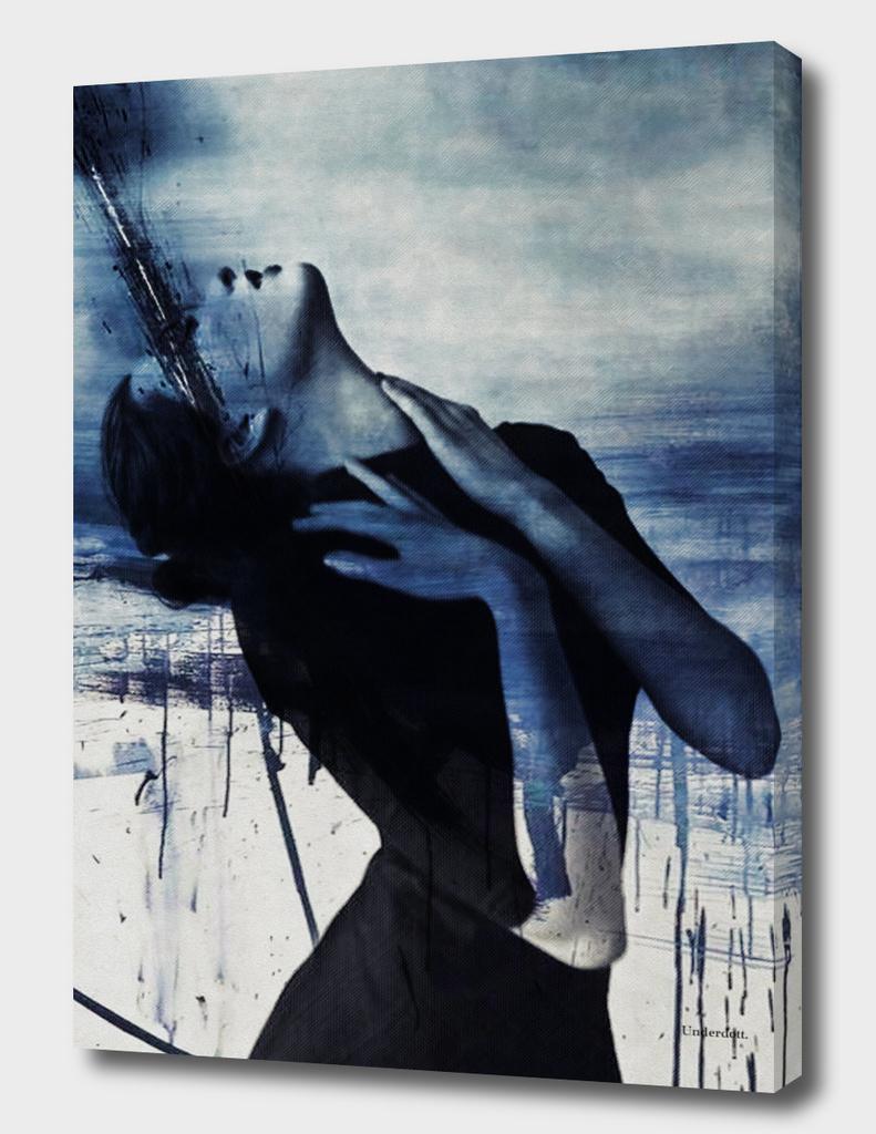 Blue oblivion...