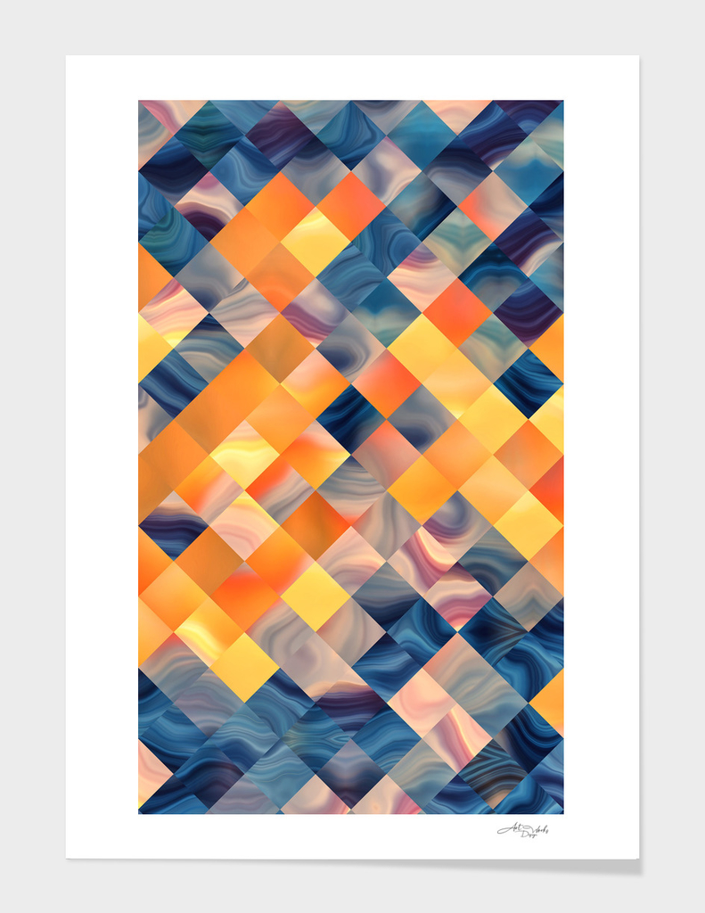 Fractal Pixels XII / EE