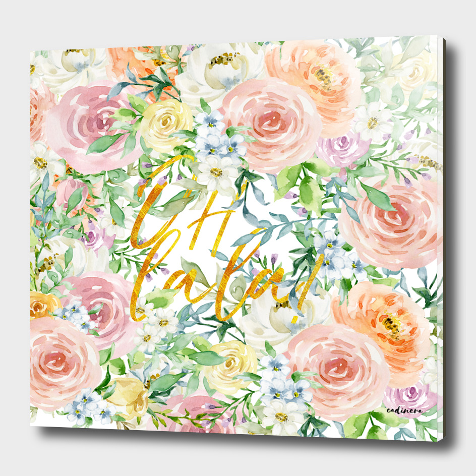 Oh la la | Fashionable Floral