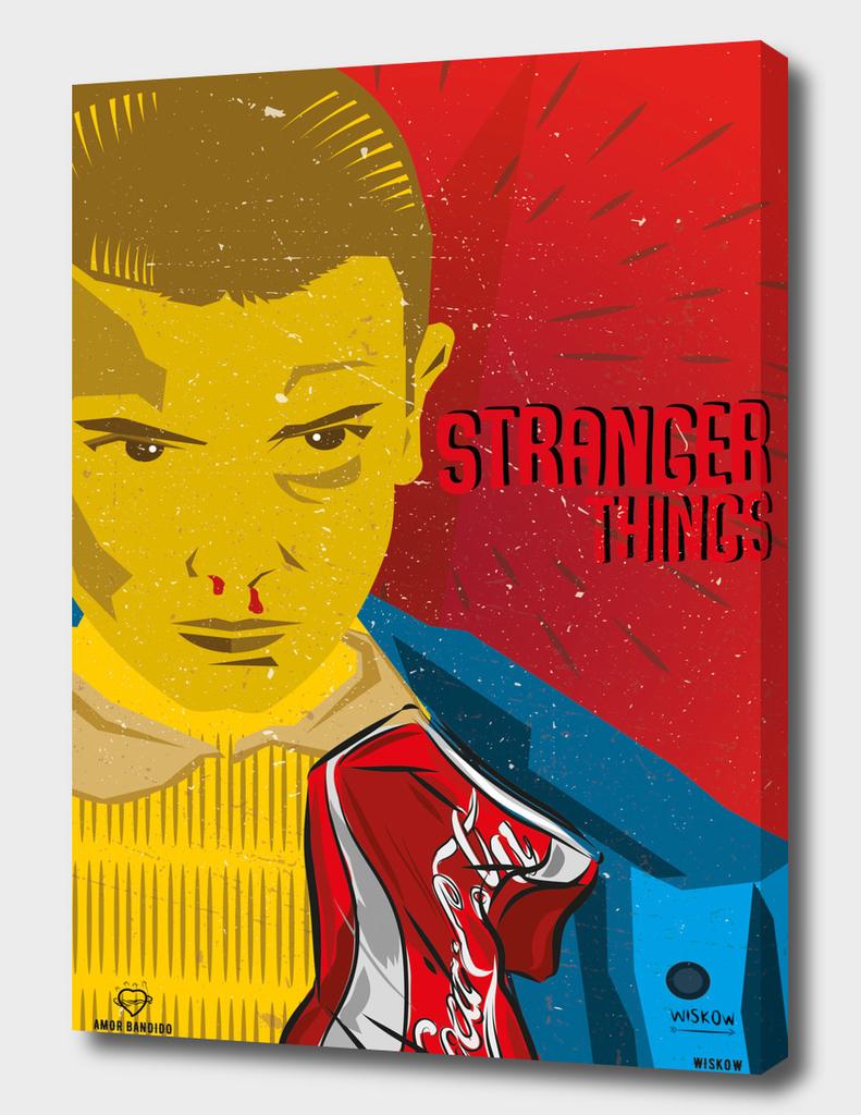 Mental cans stranger