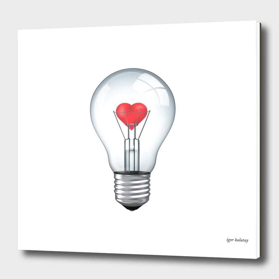 lamp-heart