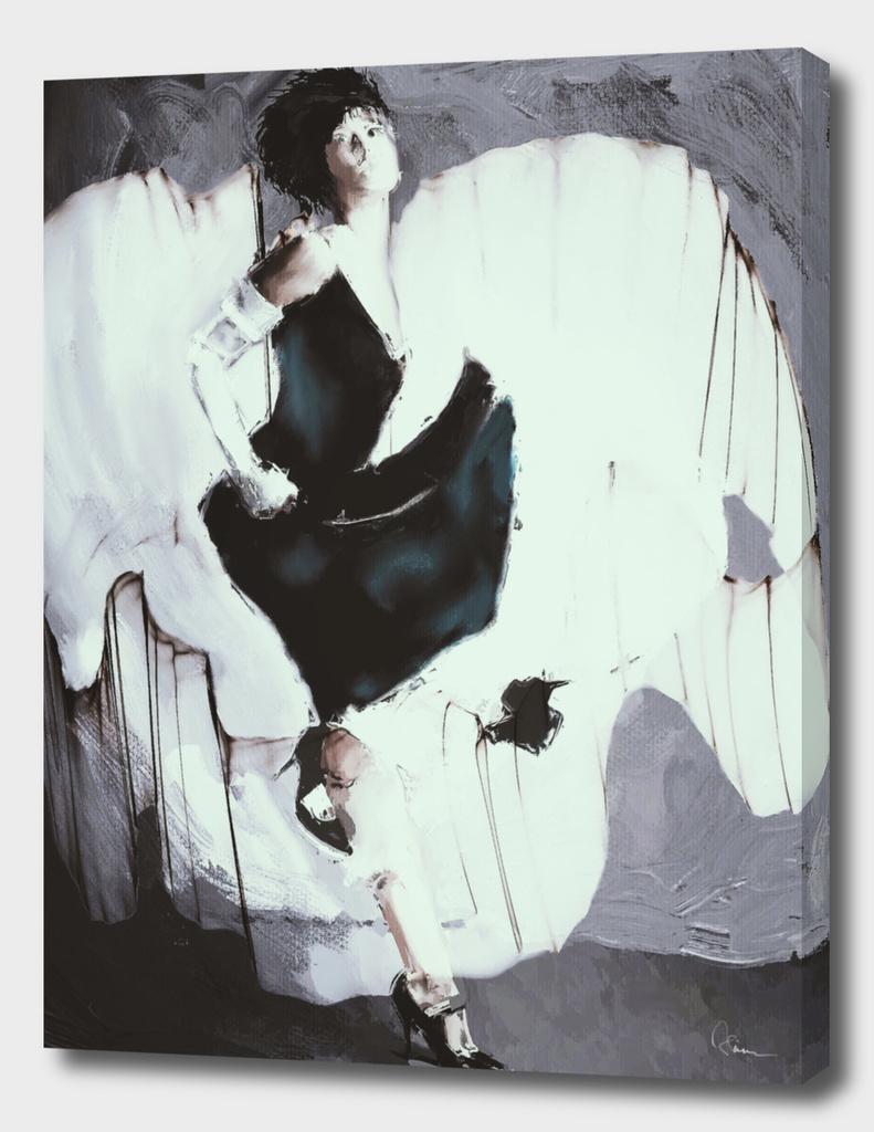 Dancing in sheets