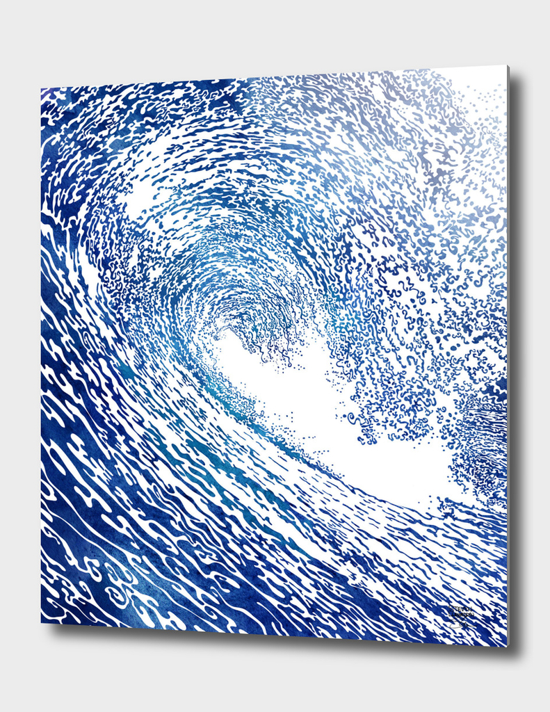 Pacific Waves IV