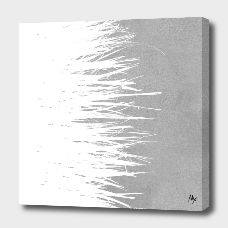 Concrete Fringe W On Side