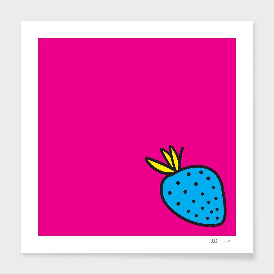 Strawberrious  - CyanMAGENTA
