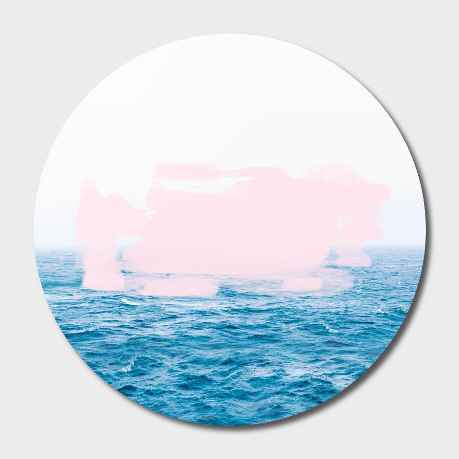 Ocean + Pink