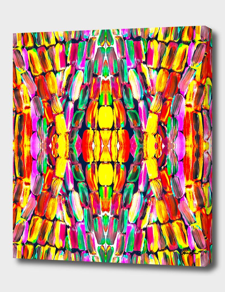 New Watermelon Sugarcane Pattern