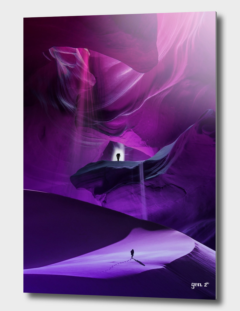 Desert Wolf by GEN Z