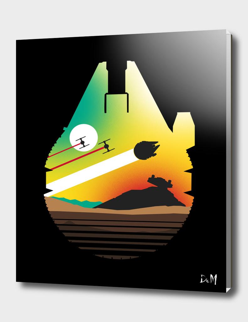 Escape from Desert Planet
