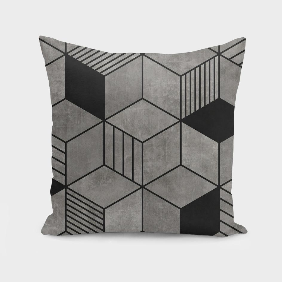 Random Concrete Cubes