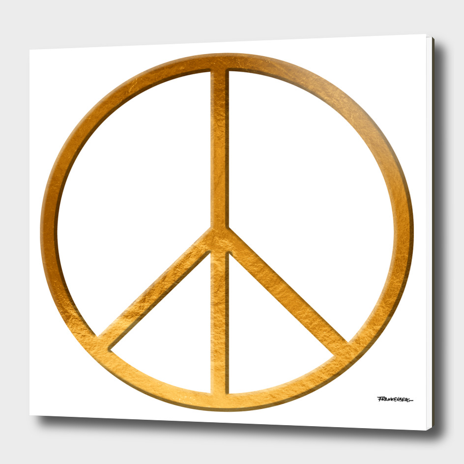 PEACE Symbol – 60th Birthday 21 Feb. 2018