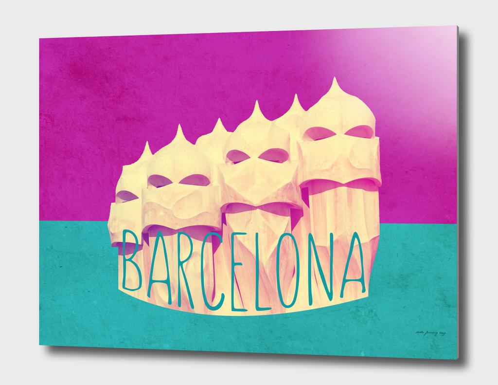 Barcelona Gaudi Paradise