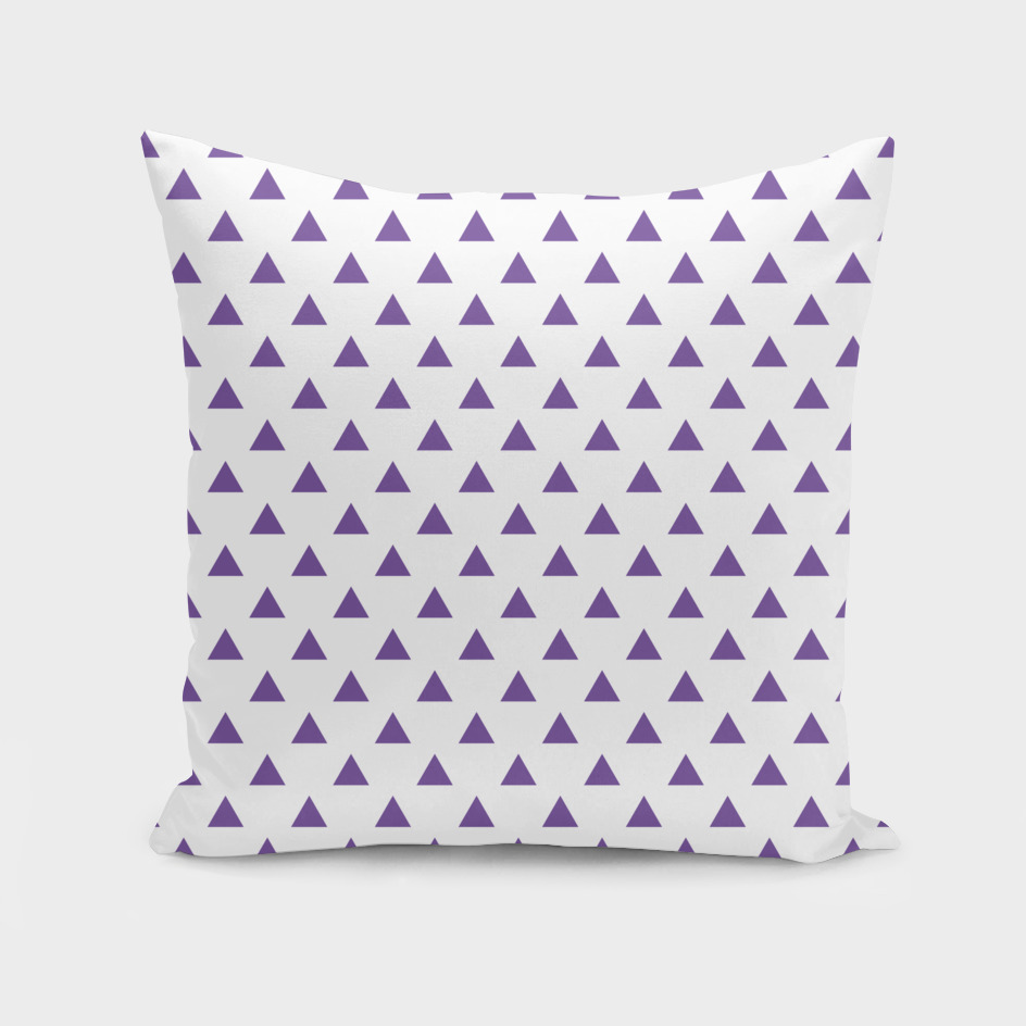 Purple Triangles