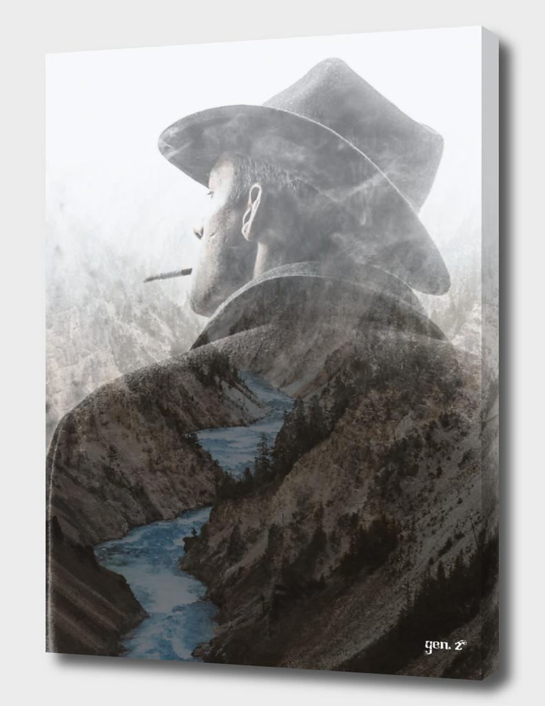 Mountain's Cowboy by GEN Z