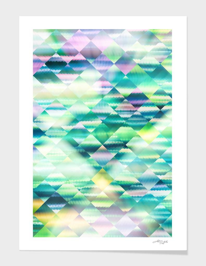 Fractal Pixels XVI / LE