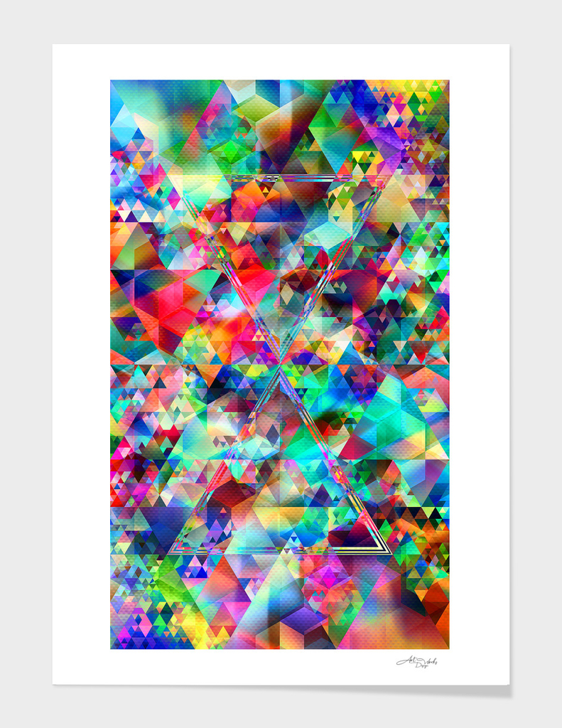 Fractal Pixels XVIII / LE