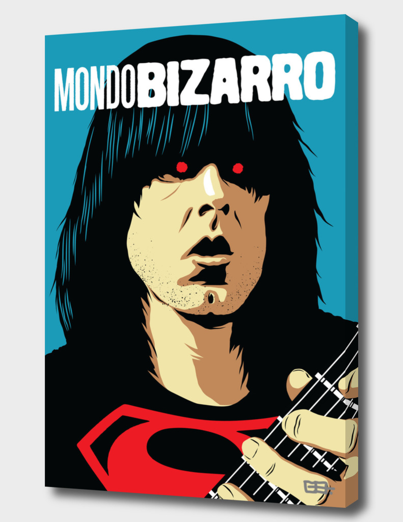 Mondo Bizarro - The Black Version