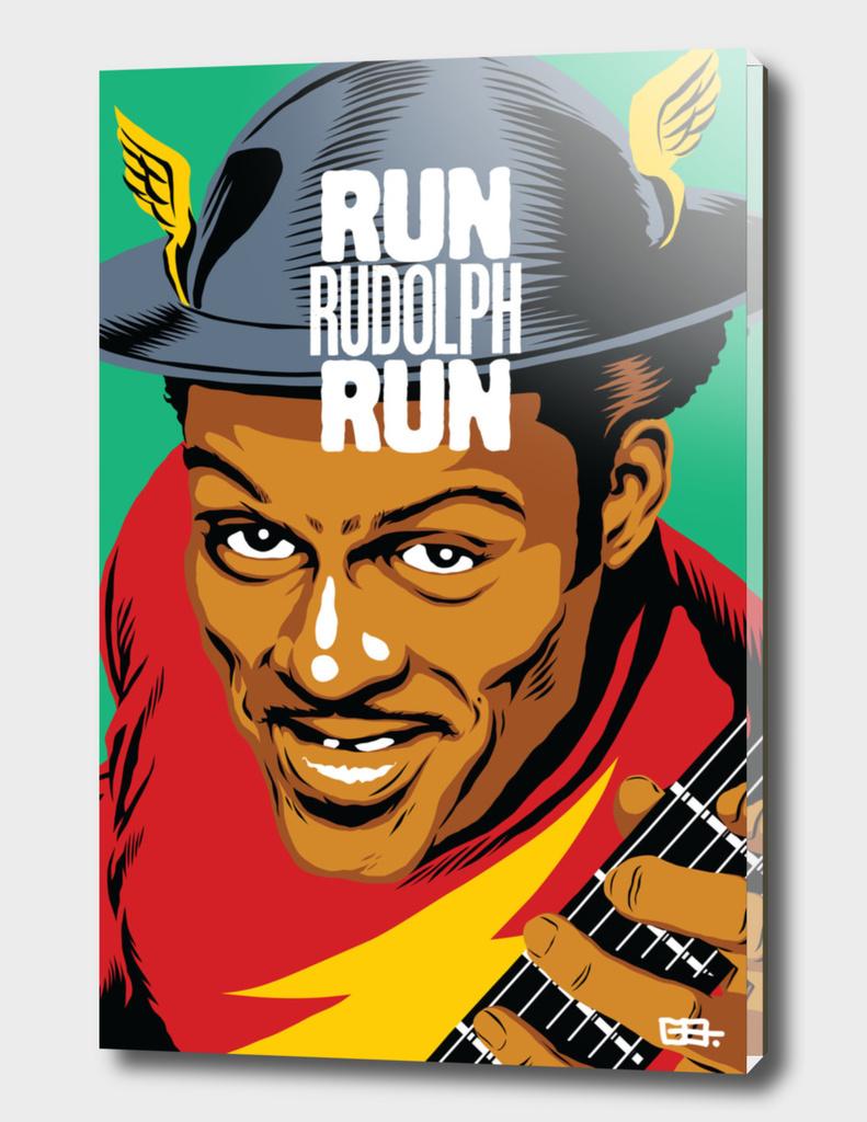 Run Rudolph Run - The Golden Age Version