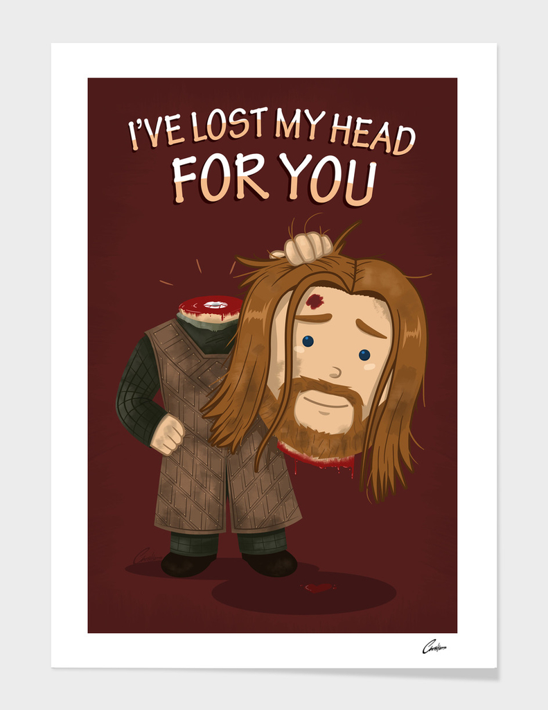 Ned Loses His Head