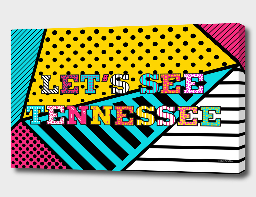 Let's see Tennessee