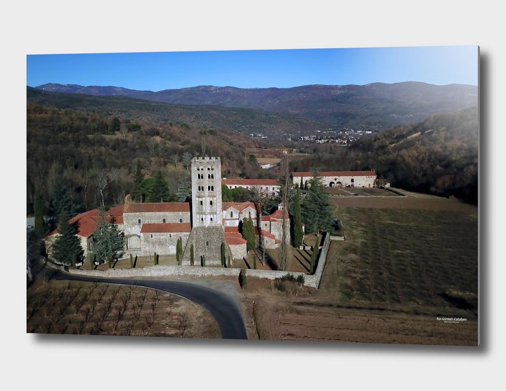 Abbaye Saint Michel de Cuxa, France