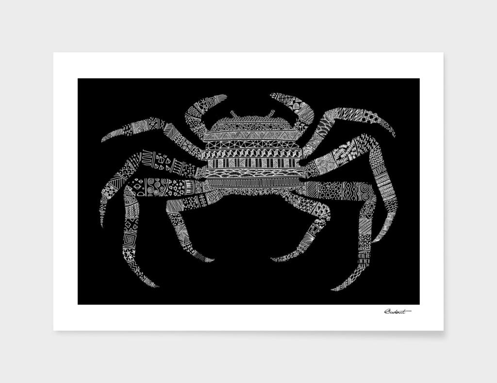Crab (On Black)
