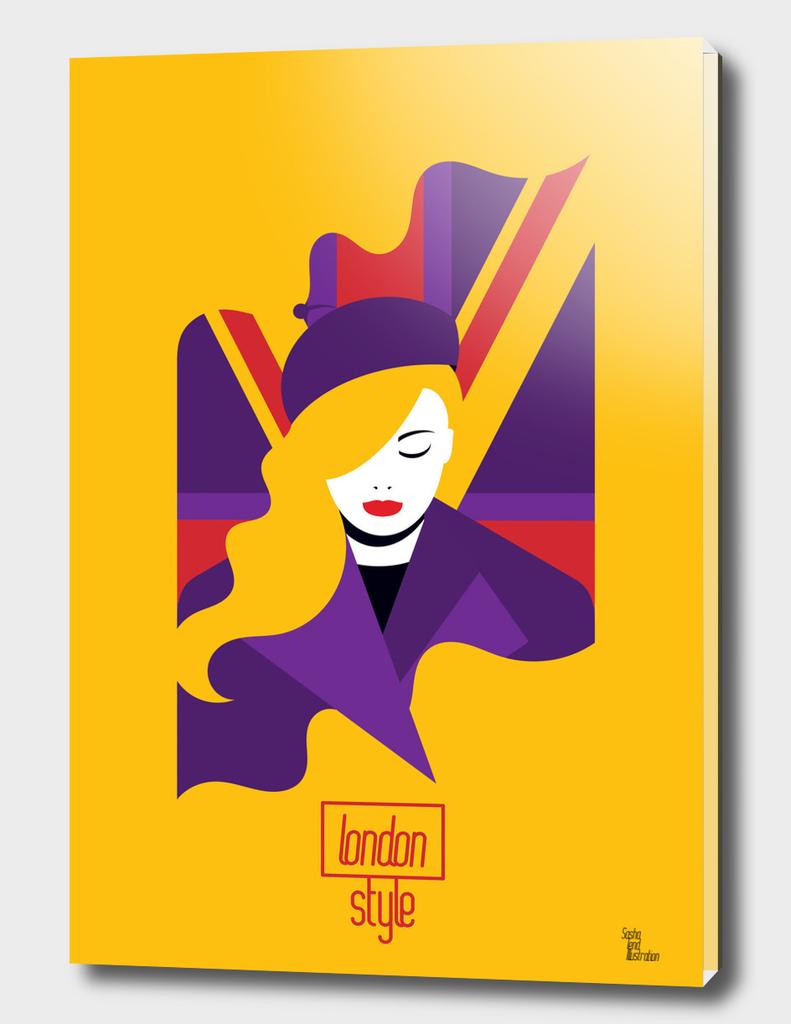 London Style (Blonde)