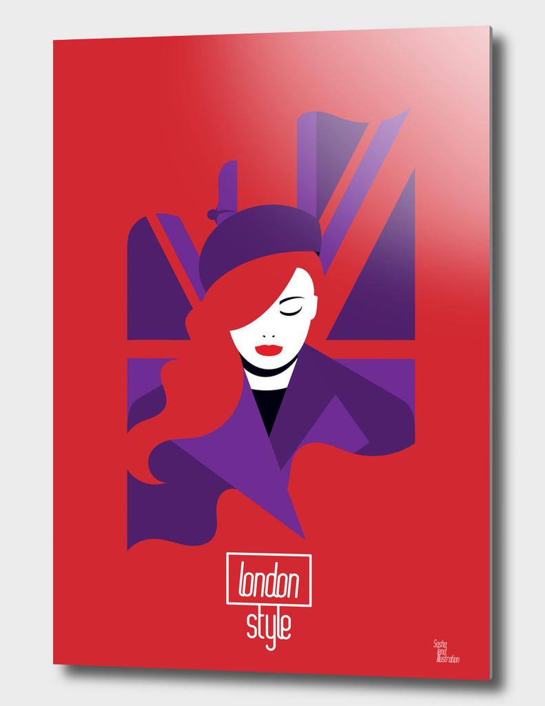 London Style (chestnut)