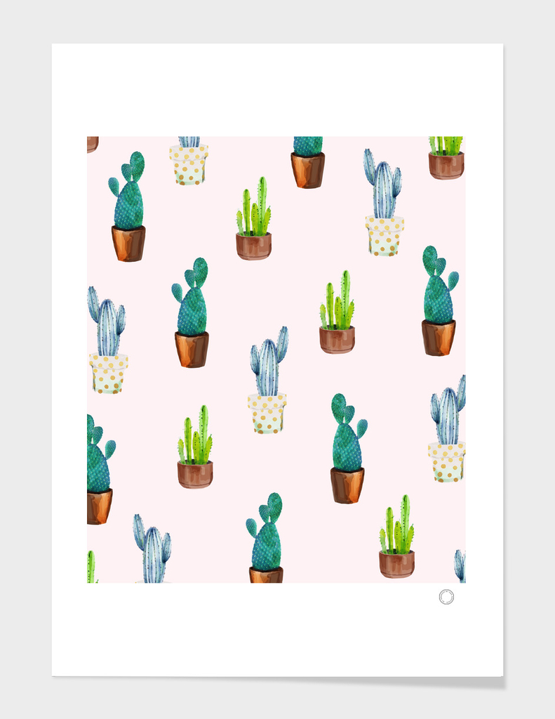 Cactus Formation