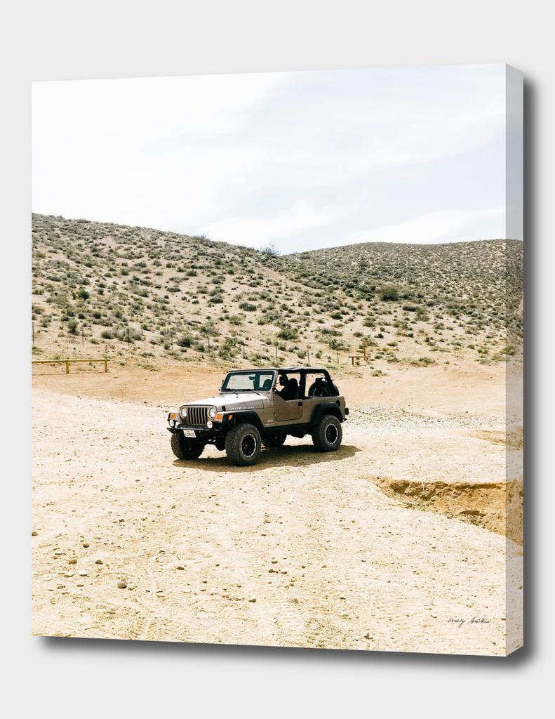 Desert Jeep