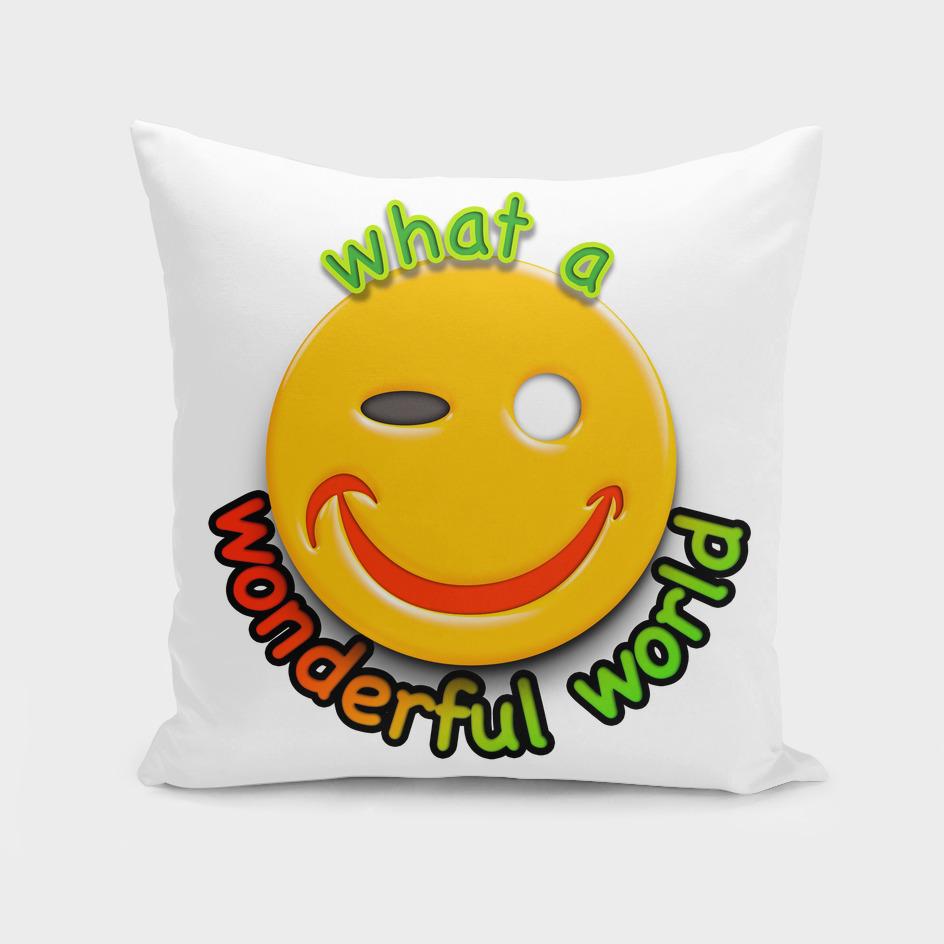 Boomgoo's Smile - Wonderful world  (11140)