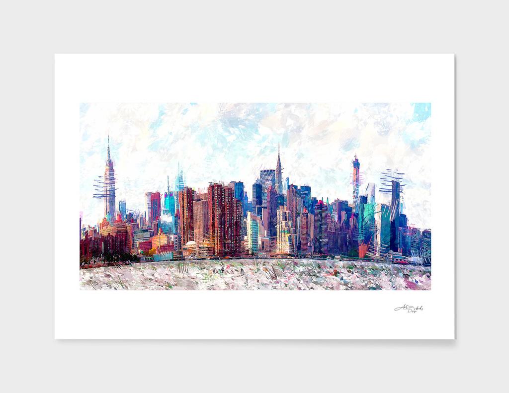 Artistic V  - Cityscape / NE