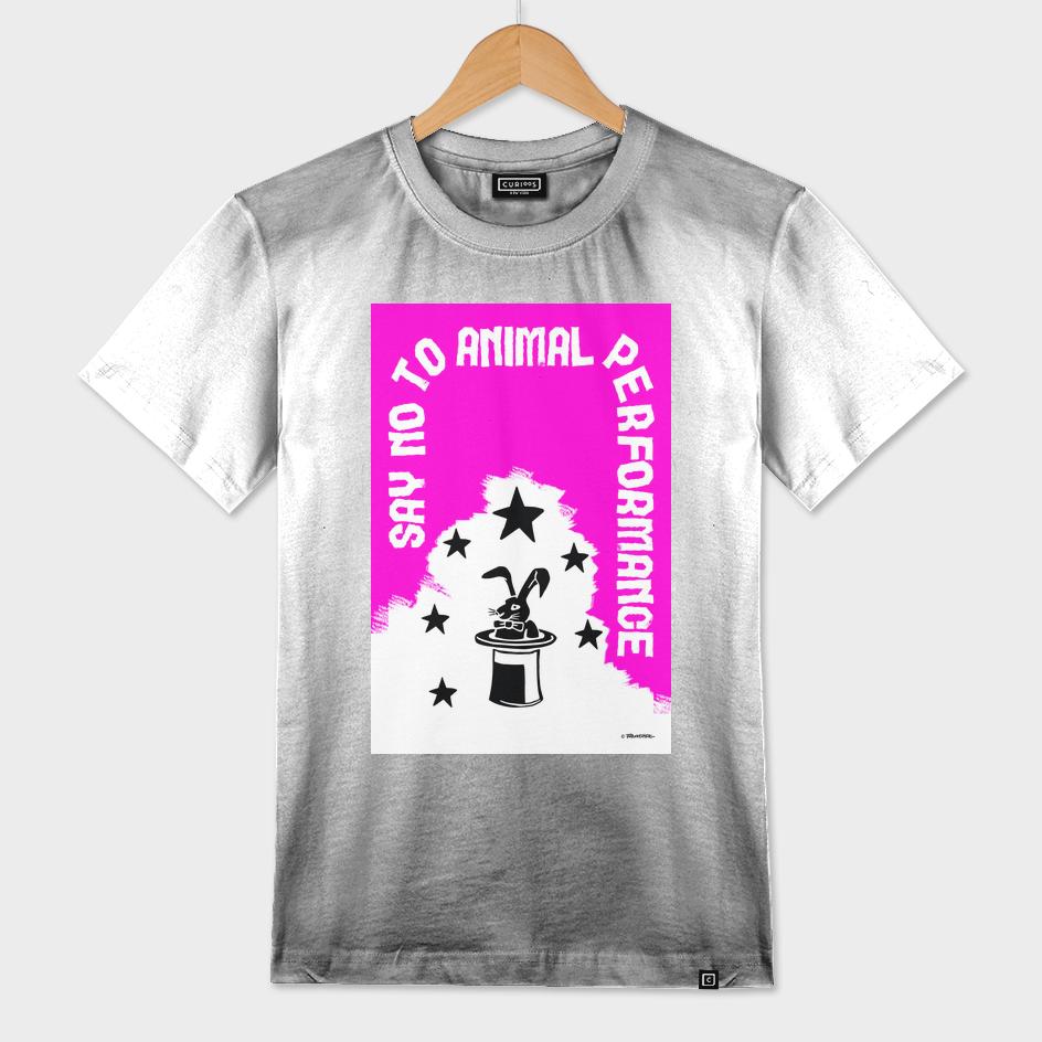 Say NO to Animal Performance – Rabbit