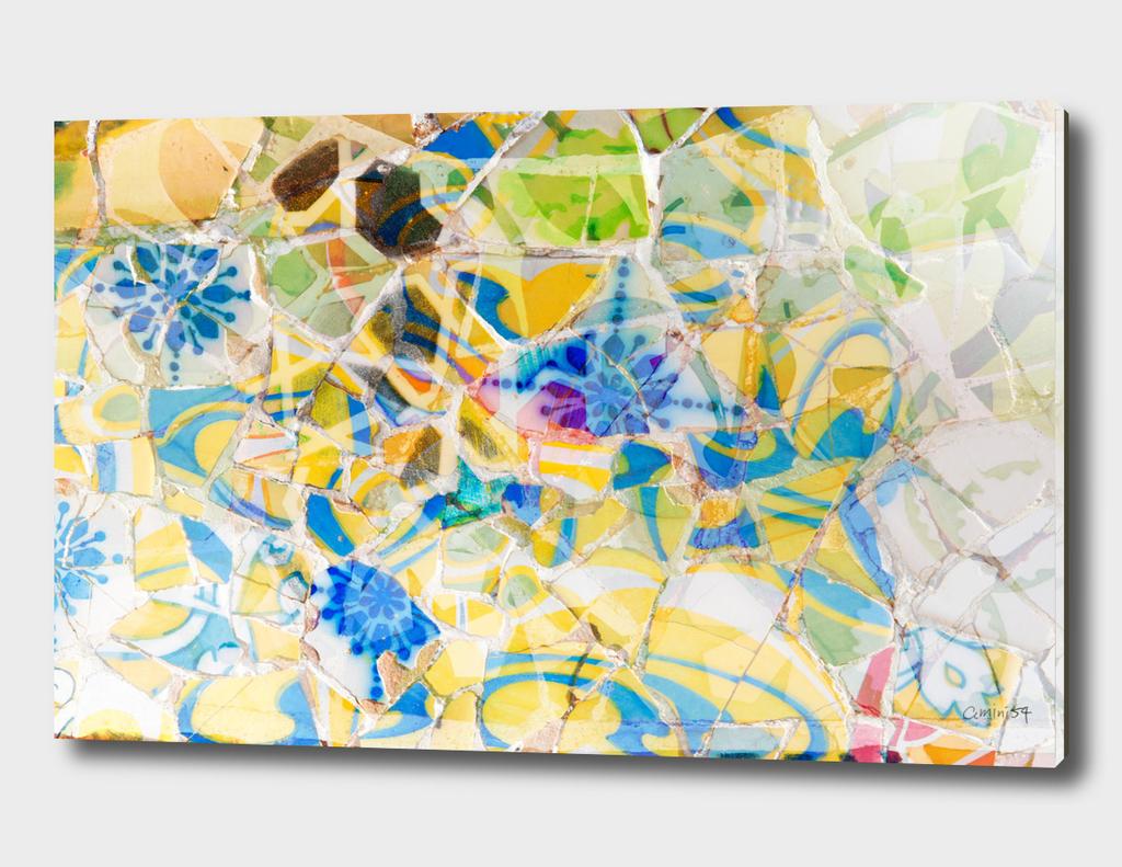 Mosaic of Barcelona II