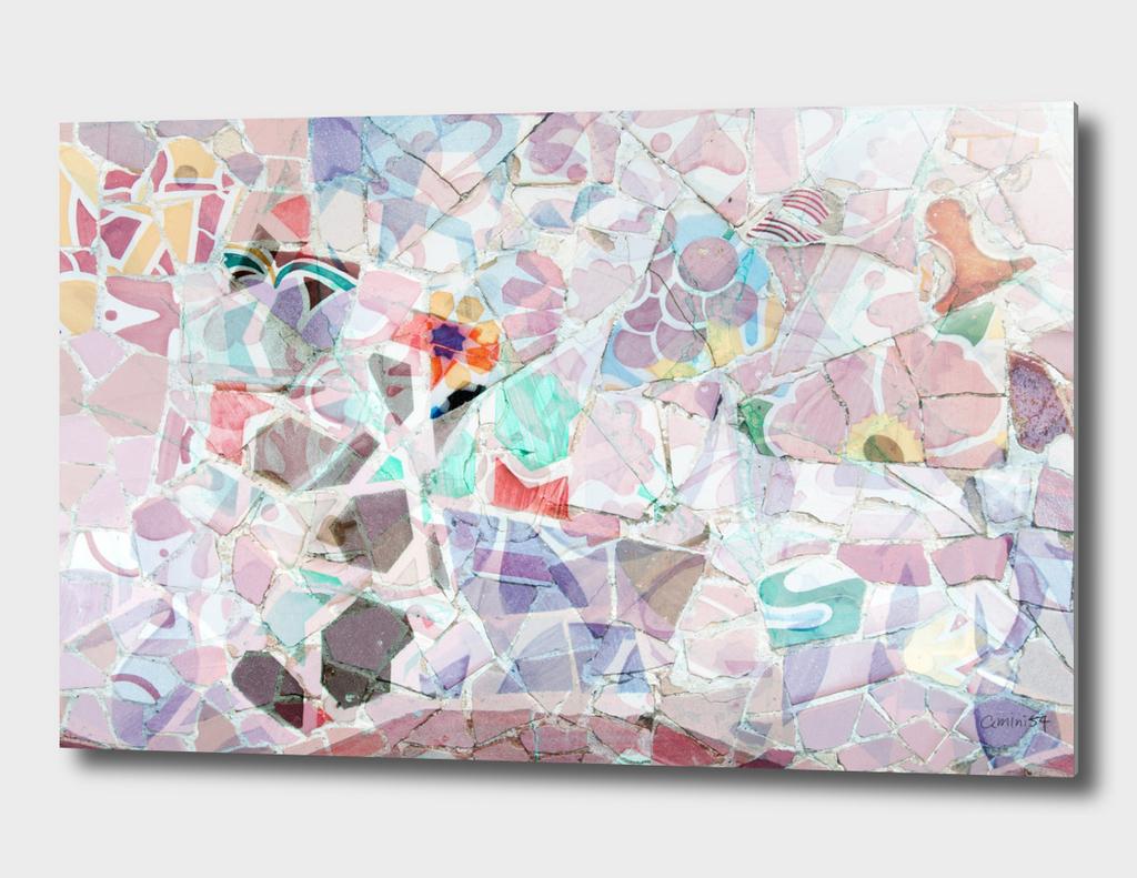 Mosaic of Barcelona V