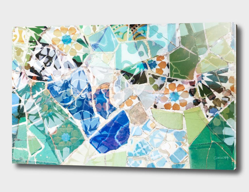 Mosaic of Barcelona VI